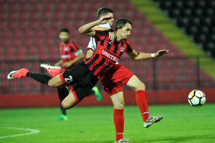 FK Sloboda, FK Budućnost