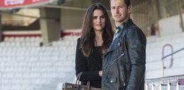 Krychowiak zabrał piękną dziewczynę na stadion!
