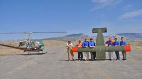 Marines testują drony zaopatrzeniowe