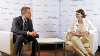 Katarzyna Gruszecka-Spychała, wiceprezydent Gdyni: Młodzi ludzie częściej formułują zapytania w petycjach