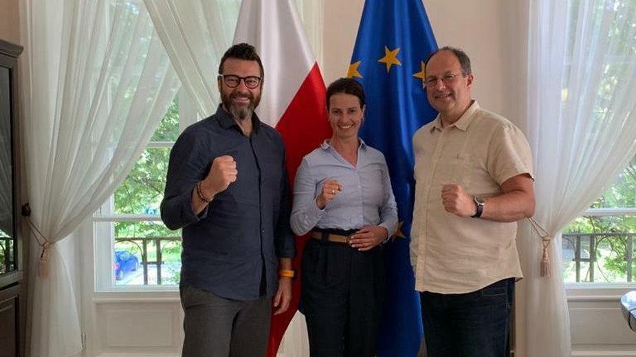 Mistrzostwa IMMAF podczas Igrzysk Europejskich w Krakowie w planach MMA Polska