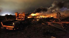USA: wybuch w fabryce nawozów, są zabici i ranni