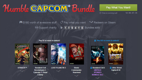 Humble Capcom Bundle, czyli DmC: Devil May Cry i Resident Evil Revelations 2 za garść drobniaków