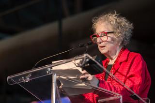 Margaret Atwood na spotkaniu z polskimi czytelnikami: Widzę jaskółki dobrych zmian, ludzie zrozumieli, że muszą współpracować