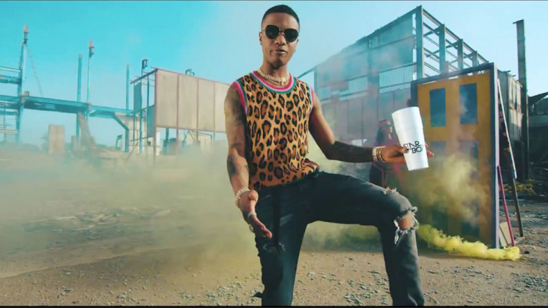 'Soco' by Wizkid and Starboy hits 122 million streams. (YouTube/Starboy)