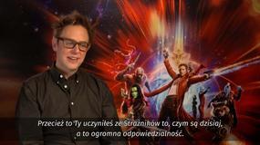 """James Gunn o pracy nad """"Strażnikami Galaktyki vol.2"""": kocham popkulturę i wszystko, co robię, jest nią przesycone"""