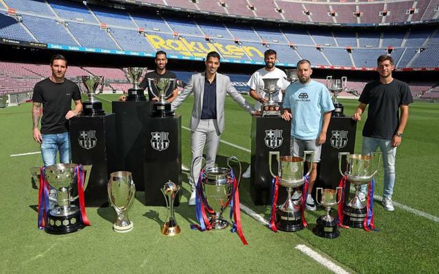 Suarezov oproštaj od Barselone