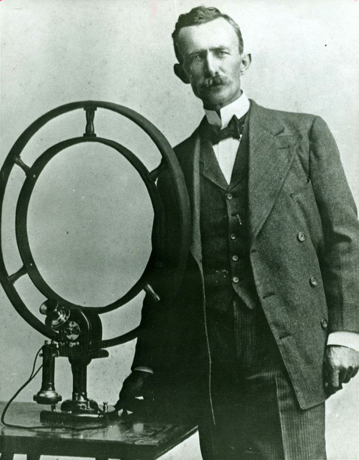 Izumitelji Nejtan Stablfild