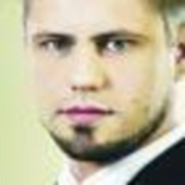 Marek Sawicki, prawnik z Kancelarii Clifford Chance