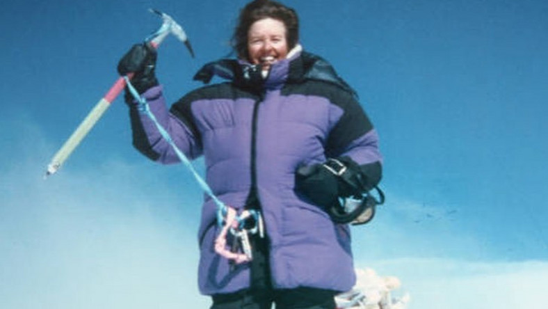 Śpiąca królewna z Everestu. Kim była Francys Arsentiev? - Kobieta