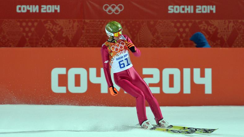 Czy Kamil Stoch skoczy dziś po olimpijskie złoto?