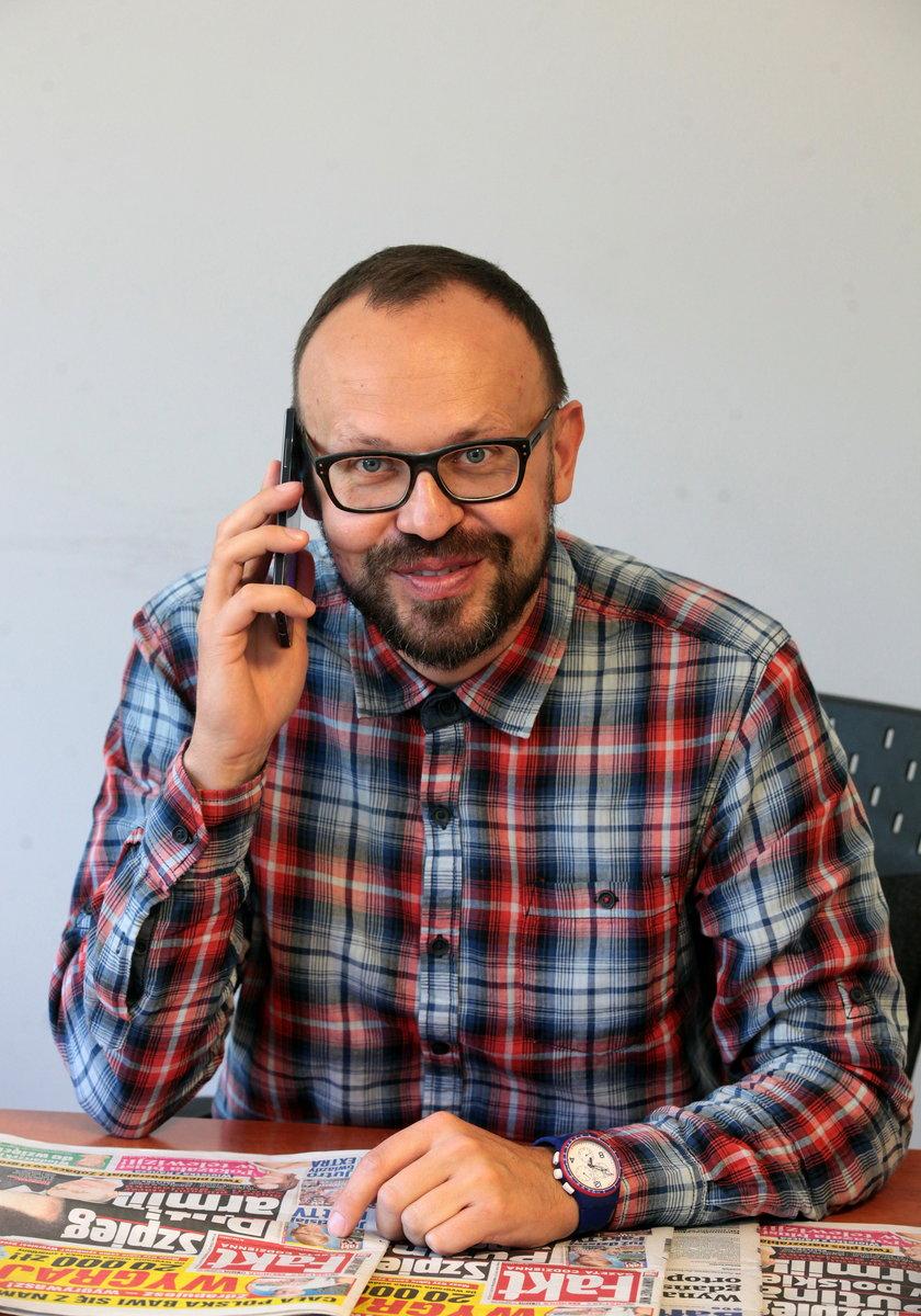 W piątek 28 października w gdańskiej redakcji Faktu dyżur Marcina Głuszka, eksperta z SKM