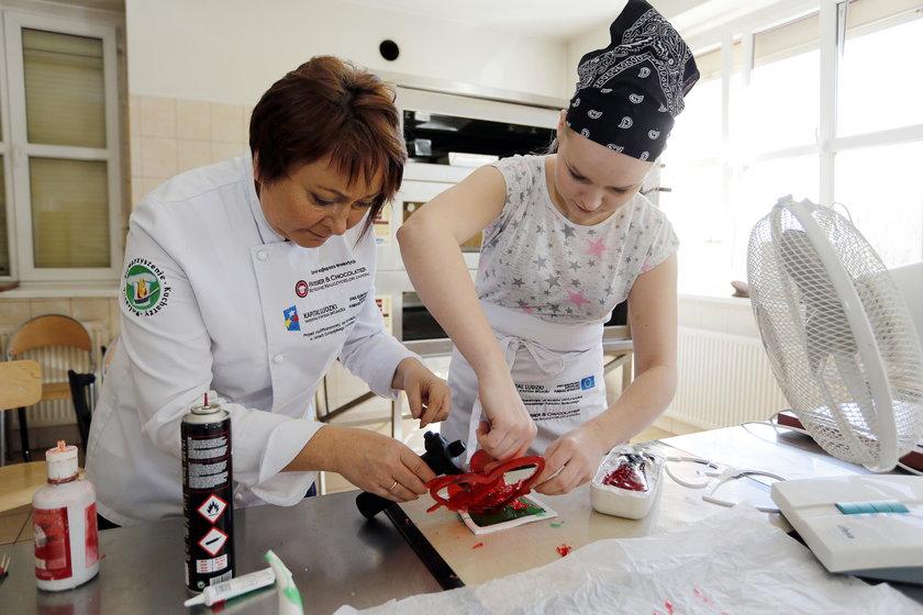 Tychy. Weronika Stec jest najlepszym cukiernikiem wśród uczniów województwa śląskiego