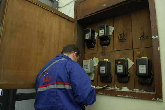 Domaćinstva od 1. januara biraju od koga kupuju struju