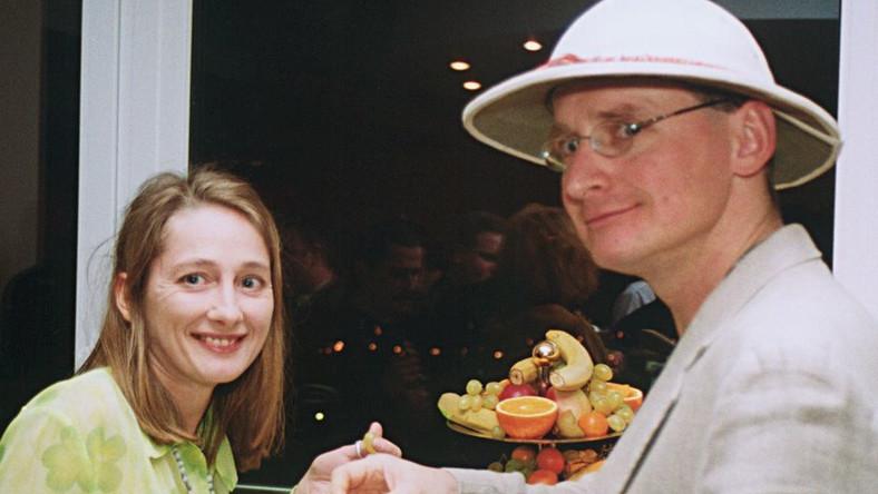 Beata Pawlikowska, Wojciech Cejrowski