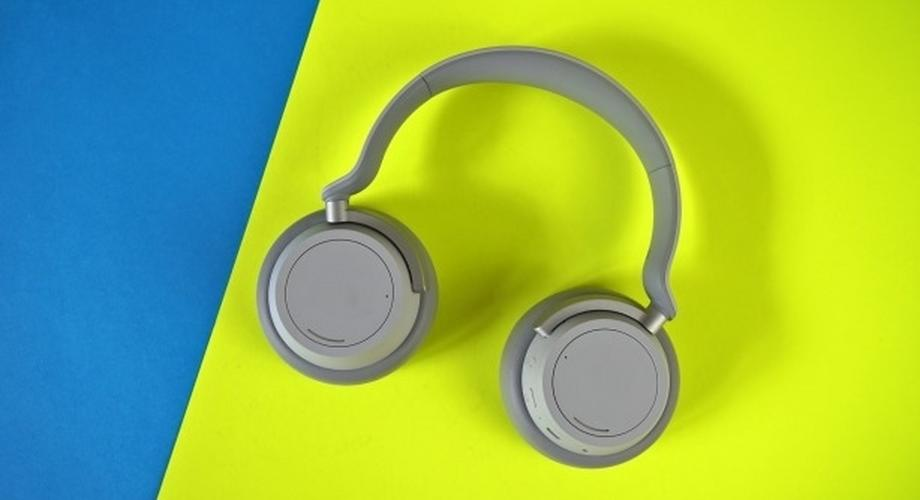 Microsoft Surface Headphones: ANC-Kopfhörer mit klarer Kante