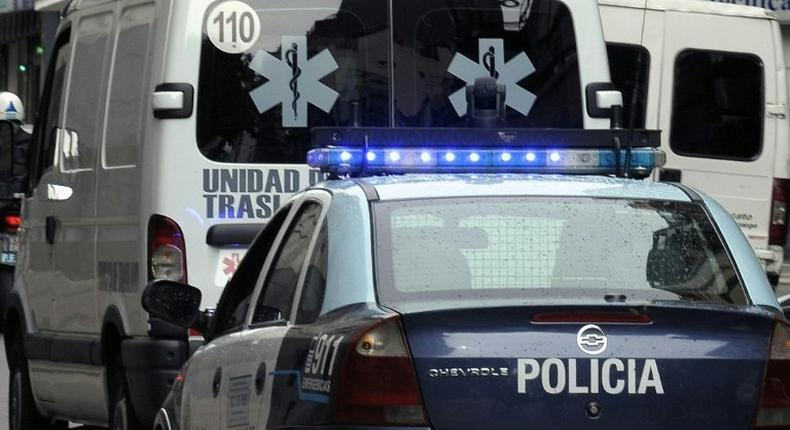 Parents from a preschool have attacked and killed a convicted pedophile during a concert in a cathedral near Buenos Aires