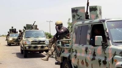 Army urges Boko Haram terrorists to surrender, says nobody is happy that people are dying