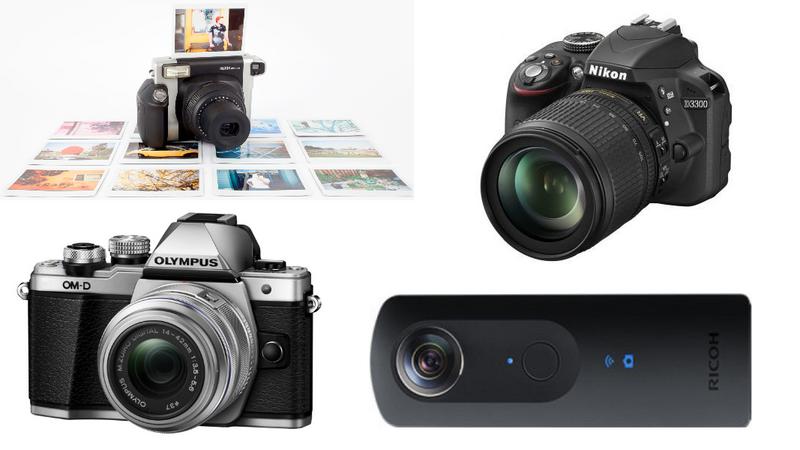 Zobacz najpopularniejsze aparaty stycznia