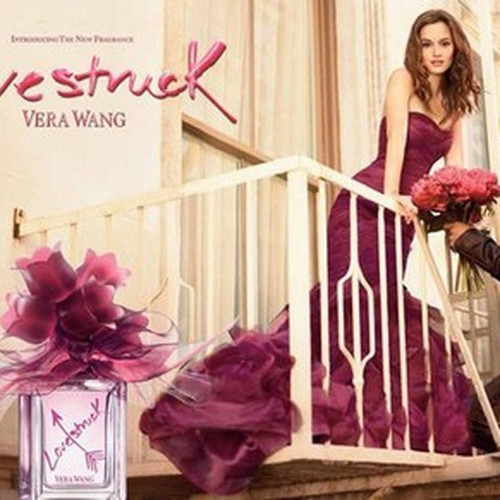 Leighton Meester reklamuje perfumy Very Wang