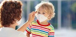 To może być objawem koronawirusa u dzieci? Badacze chcą rozszerzyć listę