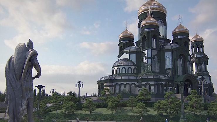 Ruski vojni hram, Rusija