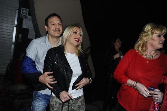 Gagi Đogani i Milena Mikić