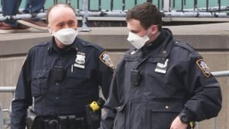Coronavirus kill 3 policemen as 868 other officers infected. [New York Post]
