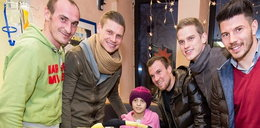 Piękny gest BVB, pomogli dziecom chorym na raka!