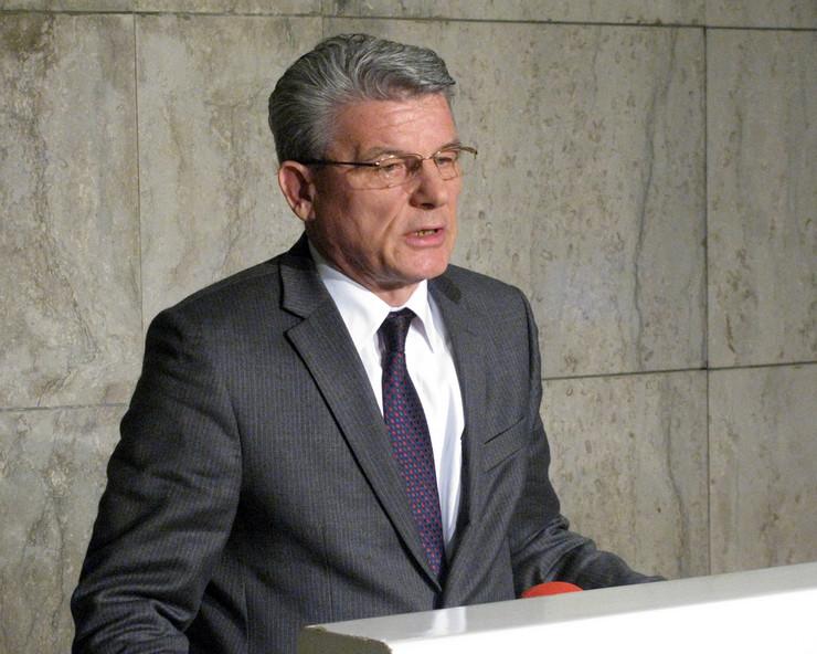Sefik Dzaferovic BiH