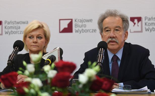 Sędzia Wojciech Hermeliński, przewodniczący PKW