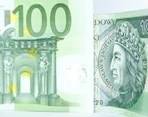 Euro traci przez zawirowania w Niemczech. Zyskuje za to złoty
