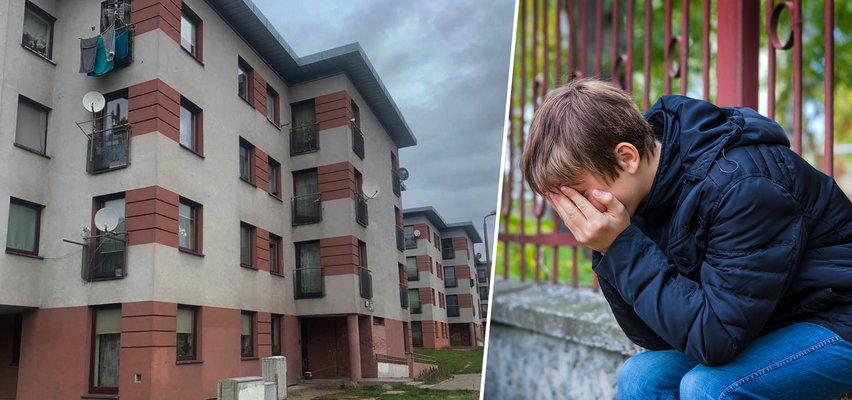 """""""Psychopaci z Olsztyńskiej"""". Nastolatkowie okrutnie upokarzali dzieci z biednych rodzin. Sadystycznymi """"zabawami"""" chwalili się w sieci"""