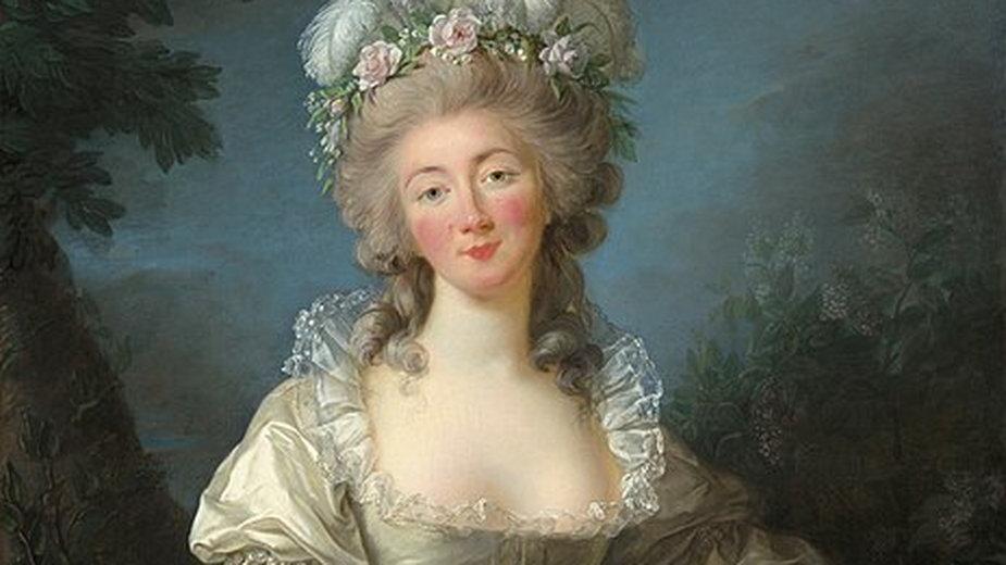 Madame du Barry - domena publiczna