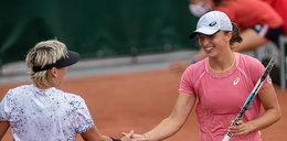 Niesamowita Iga Świątek. Polka w półfinale debla French Open!