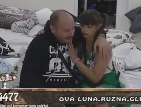 Potresno: Mirko optužio ovu zadrugarku da je njegova žena izgubila bebu zbog nje, pa zaplakao kao malo dete! VIDEO