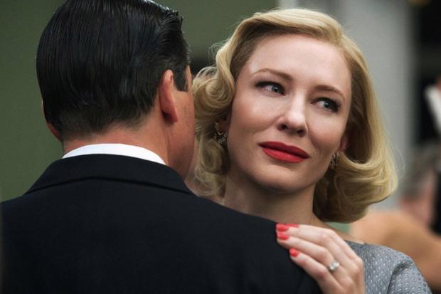 "Cate Blanchett w ""Carol"", fot. Materiały producenta"