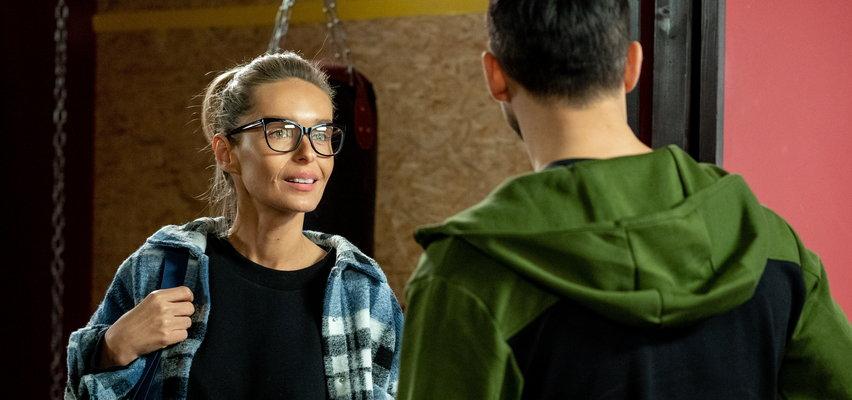 """""""Barwy szczęścia"""" odcinek 2450. Greta będzie namawiała Alana do złożenia fałszywych zeznań!"""