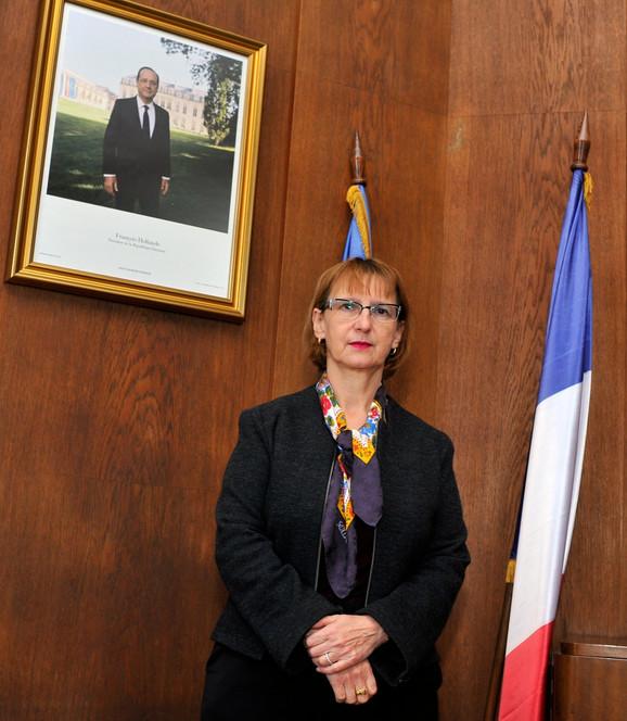 Kristin Moro