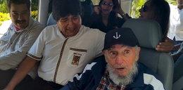 Fidel Castro skończył 89 lat. Tak świętował ZDJĘCIA