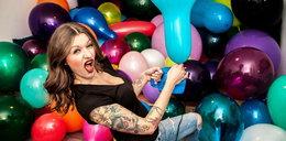 Uprawia seks z balonami. Wyjaśnia, dlaczego ją podniecają