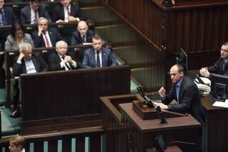 Kukiz'15: Trzeba wpisać do konstytucji zakaz zadłużania państwa