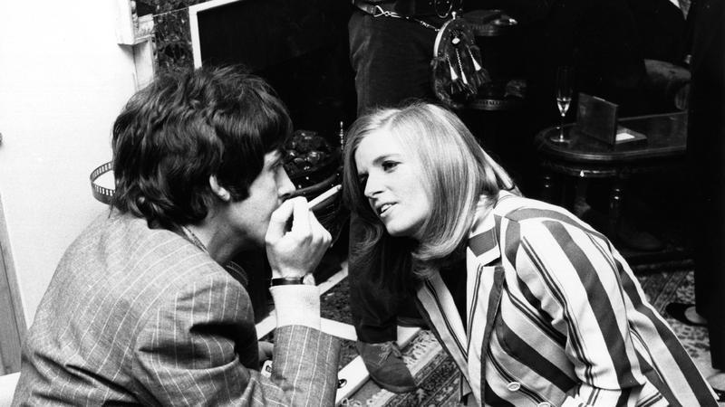 Paul McCartney i Linda (wtedy jeszcze Eastman) dwa lata przed ślubem (fot. Getty Images)