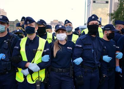 Strajk przedsiębiorców. Starcia policji z przedsiębiorcami w ...