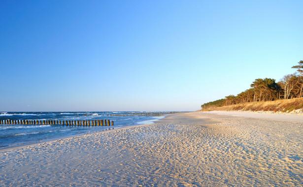 Plaża, Bałtyk