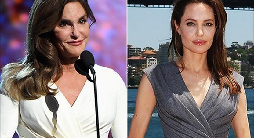 Caitlyn Jenner picks Angelina Jolie as her style Icon