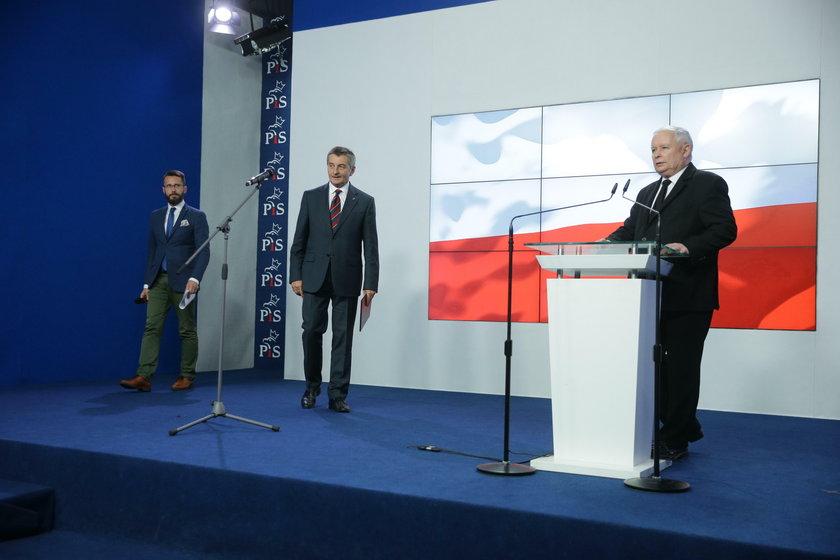 """Staniszkis tłumaczy Kaczyńskiego. """"Jest zdruzgotany"""""""