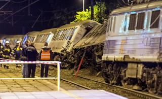 Frątczak: Ok. 80 strażaków brało udział w akcji ratunkowej na stacji Smętowo