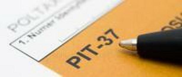 Formularz PIT 37