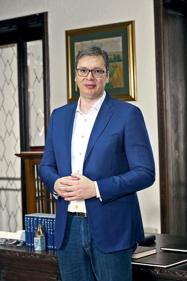 Imamo spremna četiri poglavlja za otvaranje, mada je realno da do kraja godine otvorimo jedno, toliko smo svakako zaslužili, ali nije sve na nama: Aleksandar Vučić, predsednik Srbije